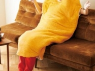 The Shrimp Sleeping Bag Makes You Look Like A Jumbo Shrimp