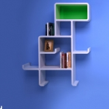 Dinosaur Shelving Unit