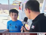 Sassy Kid Sasses The Heck Out Of A Reporter On Live TV