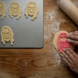 Your Face Cookie Cutter