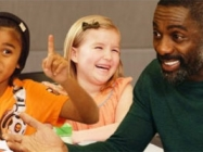 Kids Give Idris Elba Advice For The Perfect Valentine's Date