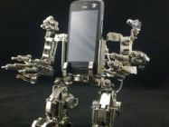 BAMF Mechwarrior Cellphone Holder