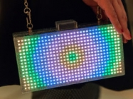 This Customizable LED Clutch Is Like Fashion From The Future