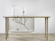 Bird Cage Coffee Table