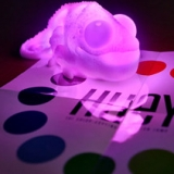 Huey: The Color Copying Chameleon Lamp
