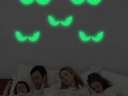 Halloween Decoration: Glow in the Dark Stickers