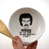 Lionel Richie Spoon Rest