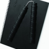 Armed Notebook Nunchucks