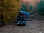 The Skycamp Rooftop Tent Will Change The Way You Camp