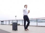 Meet The First Robot Suitcase That Follows You Autonomously