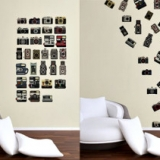 Camera Wall Decals