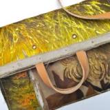 Oil Paintings Turned Handbags