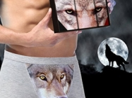 Wolf Boxer Briefs Have Me Howling, But Not At The Moon...