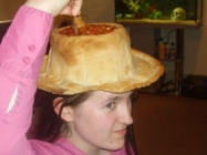 This Edible Nacho Hat Is The Epitome Of Tasteful Fashion
