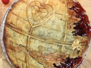 Come To The Dark Side, We Have This Death Star Pie