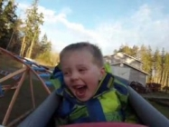 One Cool Dad Built His Kid A Backyard Roller Coaster