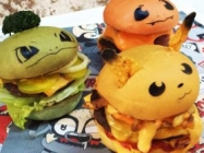 These Pokémon Burgers Are As Tasty As They Are Terrifying