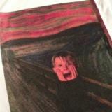 The Scream x Home Alone T-Shirt