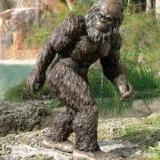 Bigfoot Garden Yeti Statue