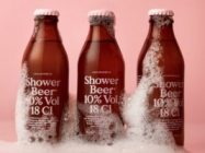 Shower Beer Is A Beer Brewed For Drinking In The Shower