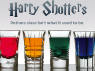 Harry Potter Inspired Shots Are Like Magic In Your Mouth