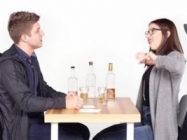 Siblings Go Head To Head In A Game Of Truth Or Drink