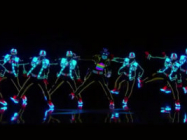 You Have Got To See This Light Up Dance Performance