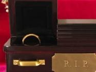 Wedding Ring Coffins