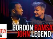 John Legend Singing Gordon Ramsay Insults Is Amazing