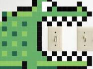 Puzzles + Pixels = Puxxle Wall Art
