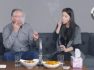 Parents Smoke Weed With Their Adult Kids For The First Time