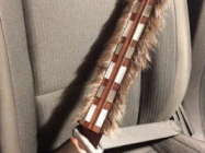 A Furry Chewbacca Seat Belt Cover & More Incredible Links