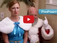 Everyone Poops -- Even Santa, A Hilarious Commercial