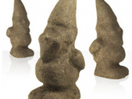 Mino Garden Gnome Feeds Your Plants