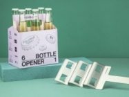 SIXOVERONE: A Six Beer Bottle Opener in One Go!!!
