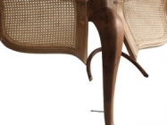 Furniture Transformed From Trash to Menagerie
