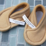 Fortune Cookie Slippers