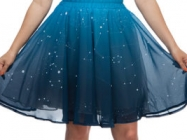 The Twinkling Stars Skirt Lights Up With Over 250 LEDs!