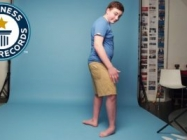This Teen Can Bend His Feet Backwards And It Is CRAZY