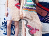 Check Out These Awesome Dresses Made Out Of Fake Nails